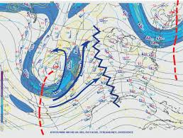Surface Map Weather Map
