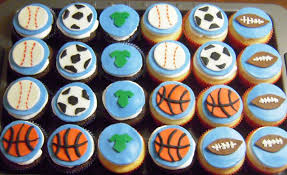 sports themed baby shower ideas icing makes the cake sports themed baby shower cupcakes