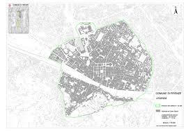 Map Of Florence Italy Historic Centre Of Florence Documents Unesco World Heritage Centre