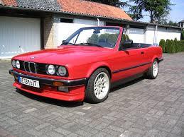 Bmw 318i 1985 1992 Bmw 318i Cabriolet Automatic E30 Related Infomation