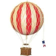 air balloon ceiling light amazon com authentic models travels light air balloon model in