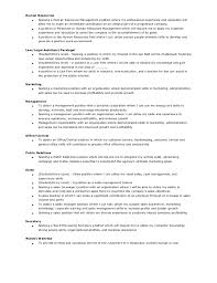 Sample Resume For Clerical Position by Samples Of Resume Objectives
