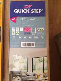 Gumtree Laminate Flooring 10 Square Metres Quick Step Preciosa Laminate Flooring And