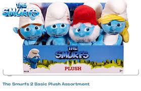 smurfs basic plush assortment jakks pacific
