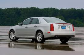 2007 cadillac sts review top speed