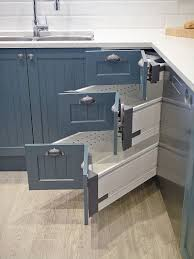 Storage Solutions For Corner Kitchen Cabinets Corner Kitchen Cabinet Solutions Hbe Kitchen