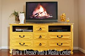 dresser and tv stand combo tv stands dresser tv stand to crafts diy pinterest stands combo
