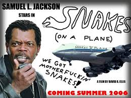 Meme L - snakes on a plane know your meme