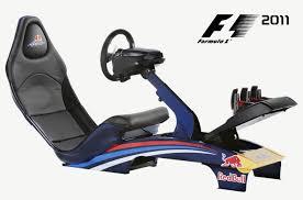 siege volant pc comment configurer votre volant pour f1 2011 playseat