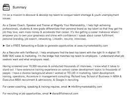 Find Resumes On Linkedin Find Resumes On Linkedin To Find Resumes On Linkedin Mock Resume