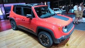 2015 jeep renegade diesel 2015 jeep renegade trail hawk diesel at 2014 geneva motor