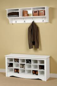 entryway bench with storage and hooks home design ideas
