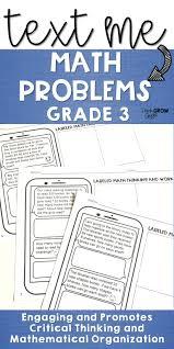 text message word problem worksheets math word problems math