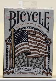 bicycle american flag cards deck