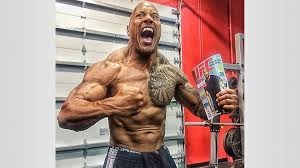 the rock s chest workout routine