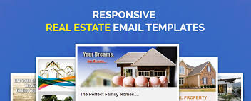 10 free real estate email templates for agencies realtors