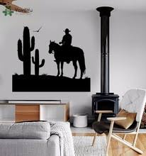 cowboy wall decorations promotion shop for promotional cowboy wall