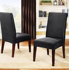leather chair covers dining room chair covers black chairs design