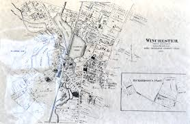 Massachusetts Counties Map by Printed And Online Maps U2014 Winchester Public Library