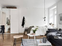 Flats Designs And Floor Plans by Decordots Small Scandinavian Apartment Loversiq