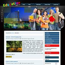 joomla education templates free education joomla template by diablo design