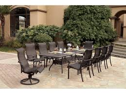 Darlee Patio by Darlee Outdoor Living Standard Victoria Wicker Dining Set