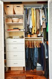 closet storage ideas for small closets