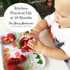 The Montessori Child At Home When Practical Life Is by Montessori Method U2013 This Merry Montessori
