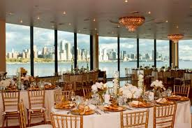 Small Wedding Venues In Nj New Jersey Waterfront Venues With A New York City Skyline View