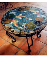 Mosaic Patio Furniture Amazing Deals On Mosaic Patio Tables
