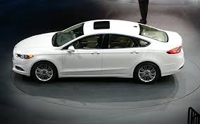 2012 ford fusion review car and driver 2012 detroit 2013 ford fusion bows energi in to rival