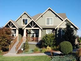 craftsman design homes craftsman exterior house design siding colors on