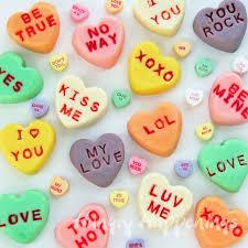 s candy hearts 10 heart shaped and treats