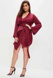 women u0027s satin clothing missguided