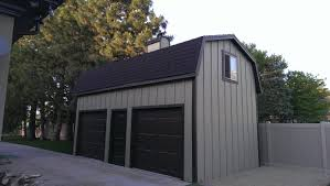 Barn Style Garage by Kongsheds Gallery Category Garages