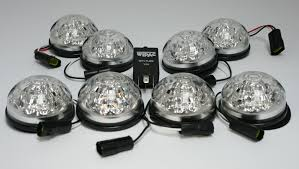 land rover defender lighting headlamps bulbs paddock spares