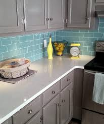 Blue Glass Kitchen Backsplash Glass Subway Tile Backsplash Ideas Glass Subway Tile Kitchen
