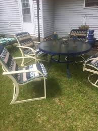 Resling Patio Chairs by Patio Chair Re Build 5 Steps With Pictures