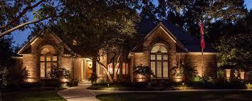 Outdoor Lighting House by Mckay Landscape Lighting Omaha Nebraska