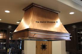 kitchen island hoods custom copper island kitchen kitchen los angeles by the