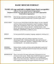 resume chronological order 6 free basic resume templates microsoft word skills based resume