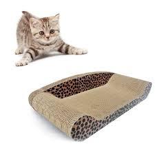 Cat Scratcher Geekercity Cat Scratcher Reversible Cardboard Pet Kitty Cat