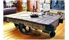 railroad cart coffee table railroad cart coffee table railroad cart coffee table best glass