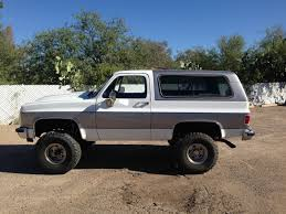 gmc jimmy chevrolet k5 blazer for sale in tucson arizona united