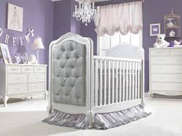 dolce babi angelina collection upholstered crib pearl finish