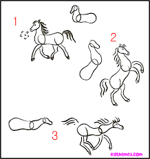 for edgar degas horses how to draw animals easy step by step