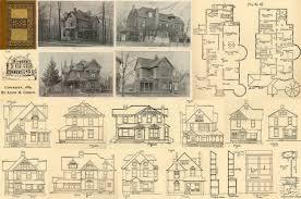 victorian era home plans