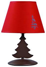 linge de lit style chalet montagne lampes a poser style chalet et montagne grenier alpin