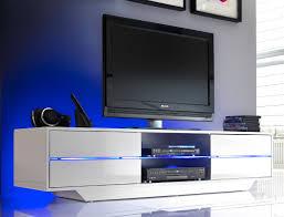 Led Beleuchtung Wohnzimmerschrank Lowboard Jazz 160x36x40 Cm Weiß Tv Board Tv Möbel Led Beleuchtung
