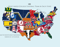 map usa nba post grad problems these are apparently the most hated college